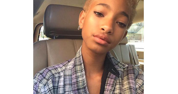 14-åriga sångerskan Willow Smith är dotter till Will Smith.