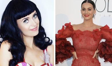Angelina Jolie, Katy Perry, Kylie Jenner, Lookalike