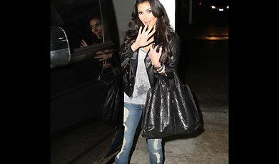 Miley Cyrus, Keira Knightley, Kim Kardashian, Chloé, Vanessa Hudgens, Givenchy, Michael Kors, Taylor Momsen, Nicky Hilton