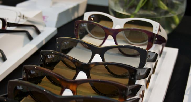 Vårens solglasögon, liksom allt annat, präglas av 60- och 70-talet...