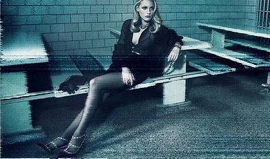 Blake Lively, Modette, Mode, Karl Lagerfeld