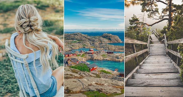 Letar du fina platser att besöka i Sverige?