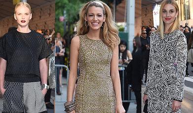 Olivia Wilde, Whitney Port, CFDA Fashion Awards, Rihanna, galaklänningar, Blake Lively, Bäst klädda