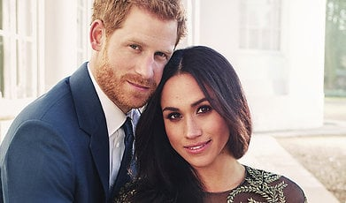 Prins Harry, Meghan Markle