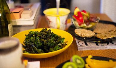grönkål, Recept, Fredag, Nyttigt