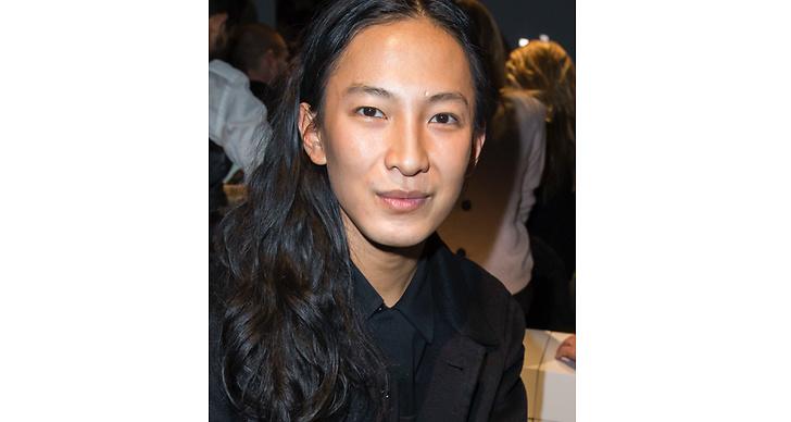 Designern Alexander Wang.
