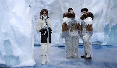 Päls, Karl Lagerfeld, Chanel