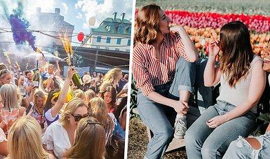 Valborgsmässoafton, Fest
