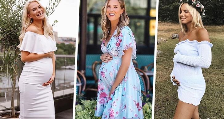 Gravidbloggar med bf 2018