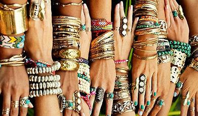 Armband, Smycken