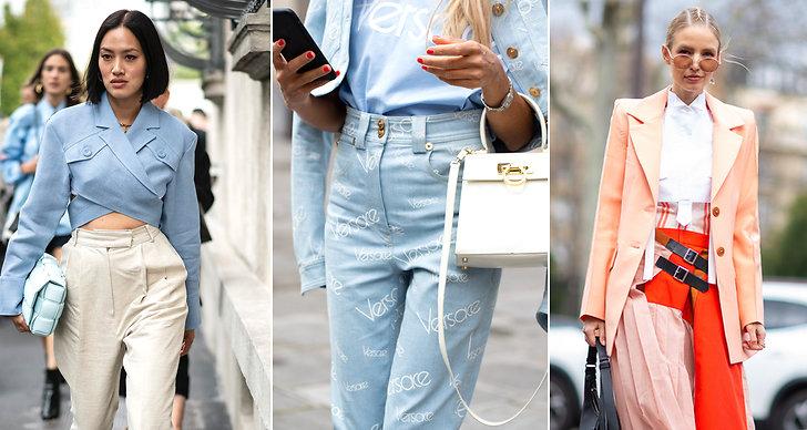Modetrender 2020, Vårens trender