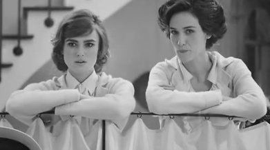 Karl Lagerfeld, Chanel, Keira Knightley