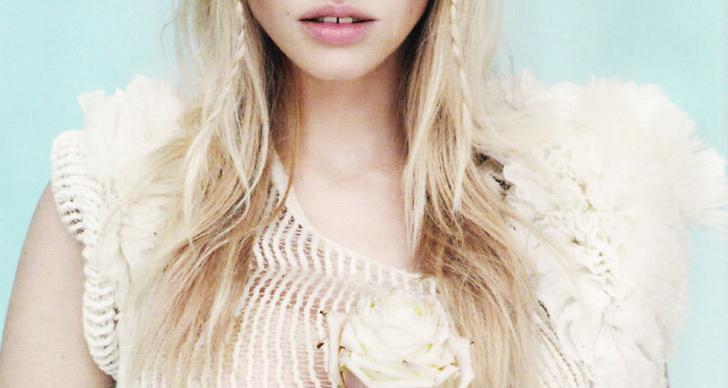 Lara Stone.