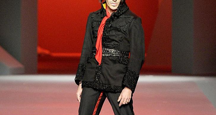 Dior Haute Couture S/S 2011 - sista gången på catwalken?