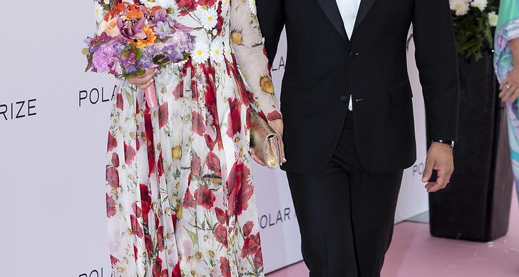 Prins Carl Philip och prinsessan Sofia, Polarpriset 2019.