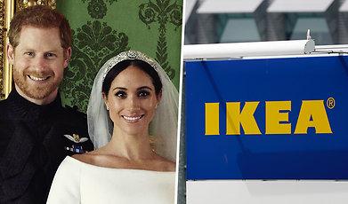 Bröllop, Ikea