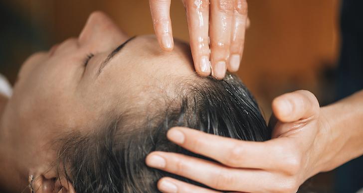 Tunt hår går att behandla med PRP