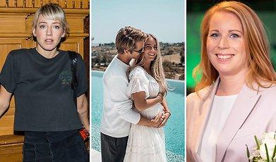 Kenza Zouiten Subosic, Maja Nilsson Lindelöf, Julia Bergman, Danijela Pavlica, Gravid