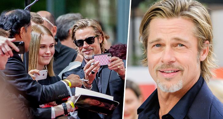 Brad Pitt, kopia, Nathan Meads