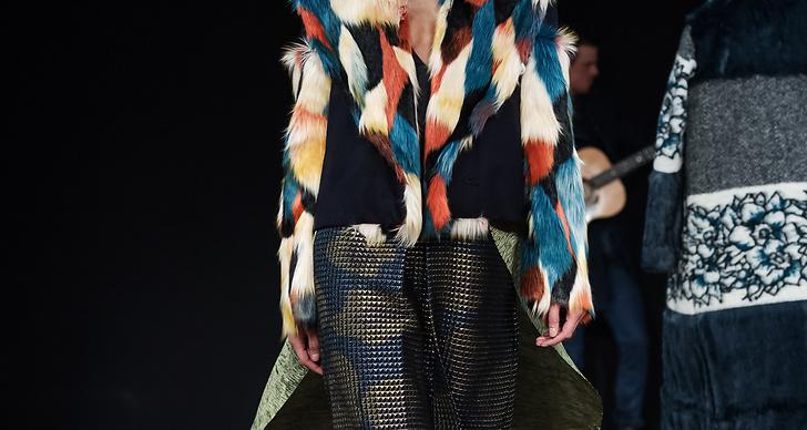 Naim Josefi, AW18, Stockholm Fashion Week. Mathias Nordgren, Studio Bon.