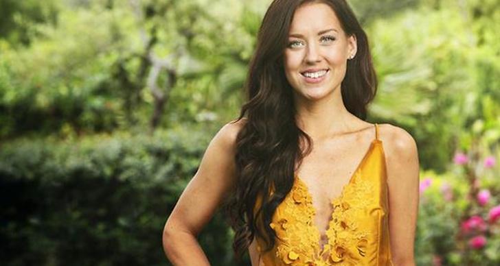Gabriella Bylund som är en av tjejerna i Bachelor 2018.