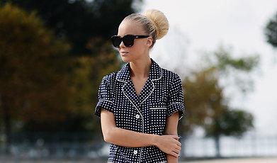 Victoria Törnegren, Bloggare, Paris, Fashion Week