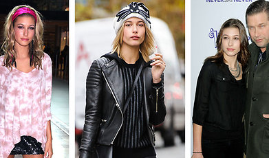 Hailey Baldwin, Mode, TBT, Crush, Modell