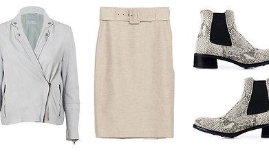 Tiger of Sweden, Pastell, Trend, Mode, I butik just nu, Vårens trender, Ormskinnsmönster
