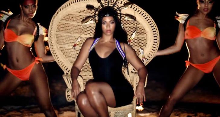 Beyoncé säger också att hon älskade samarbeteskonceptet som handlade om att utforska kvinnans olika känslor med hjälp av de fyra elementen - eld, vatten, jord och vind.