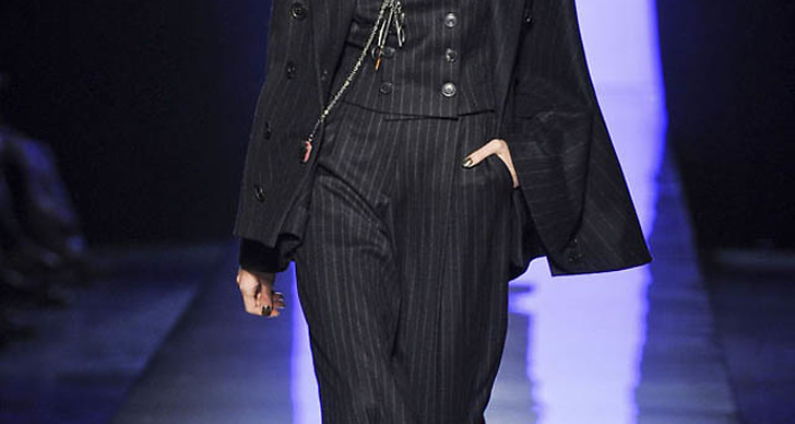 Jean Paul Gaultier 2011 Couture Collection.