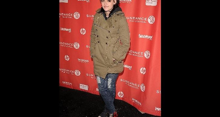 Väldigt casual och laidback stil på Sundance filmfestival.