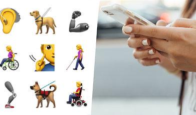 Emoji, Nyhet, Iphone