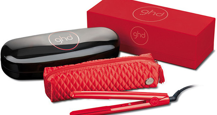 ghd Red Lust.