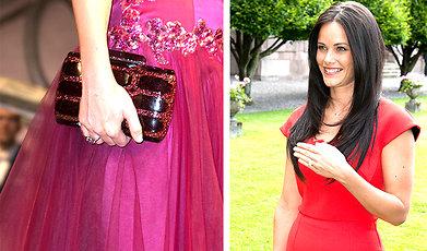 Prinsessan Sofia, inspiration, Mode