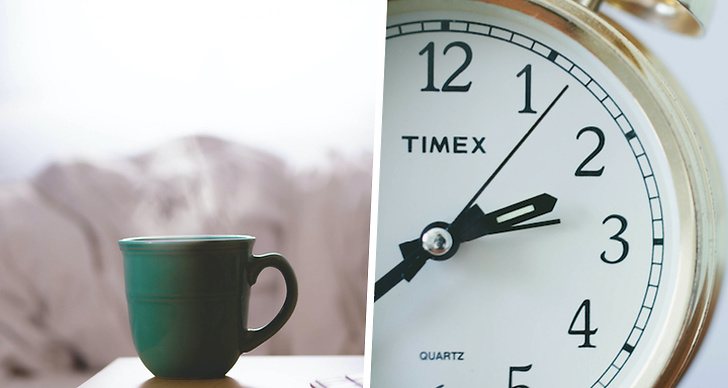 Vakna på morgonen utan alarm