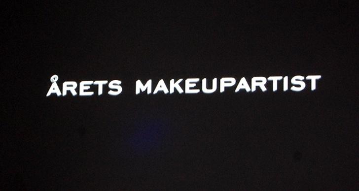 Årets make up-artist:
