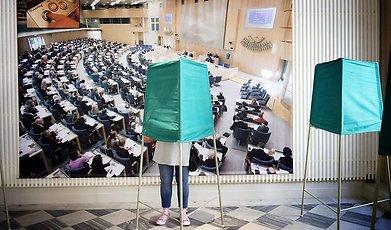 Riksdagsvalet 2018