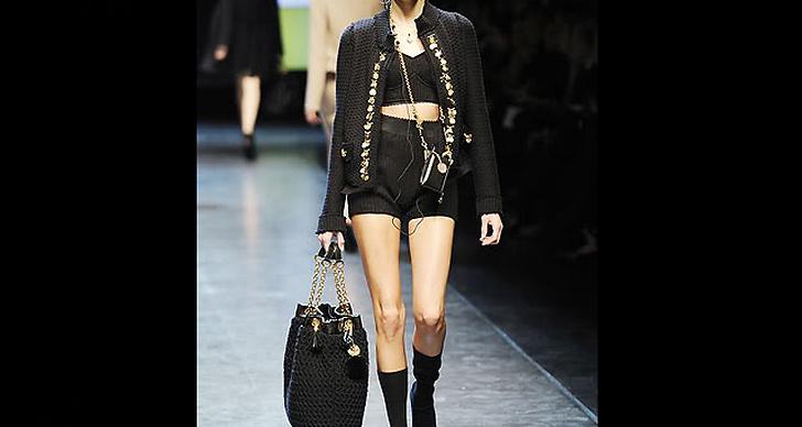 Dolce and Gabbana F/W 2010