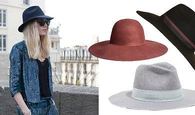 Trend, accessoarer, Hatt, Mode
