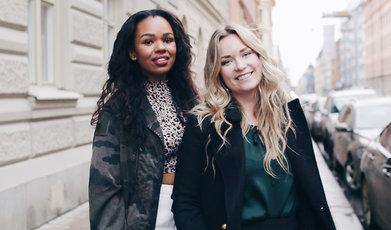 Podcast, It-girls, Sabina och Sofie