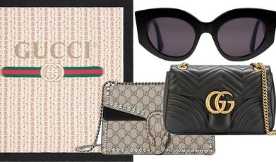 Gucci, Designmärken