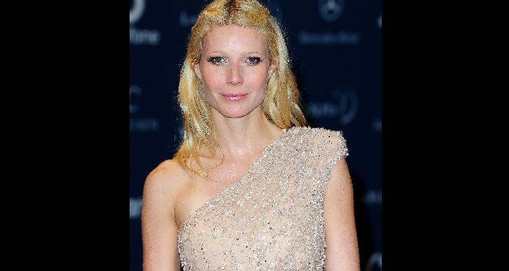 Drottningen av perfekt page? Gwyneth Paltrow.