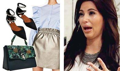 Zara, Rea, Shopping