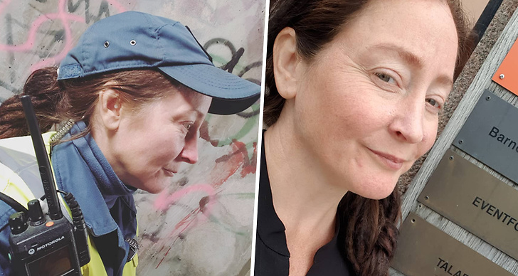 Jannika Navjord byter jobb, ordningsvakt, föreläsare