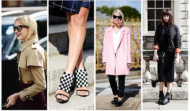 Rami Hanna, Fashion, Street style, Outfit, LFW, Mode