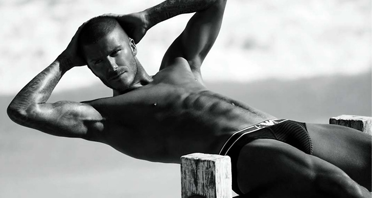 David Beckham Bodywear lanseras i H&M:s butiker nästa år.