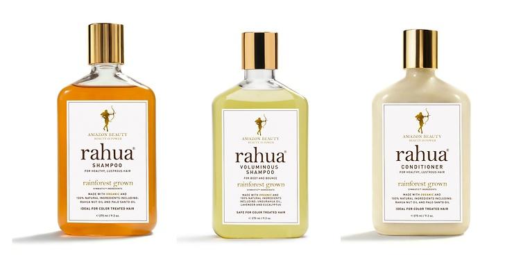 Rahua är hårvårdsserien som innehåller mirakeloljan från Amazonas.