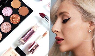 Makeup revolution, Smink