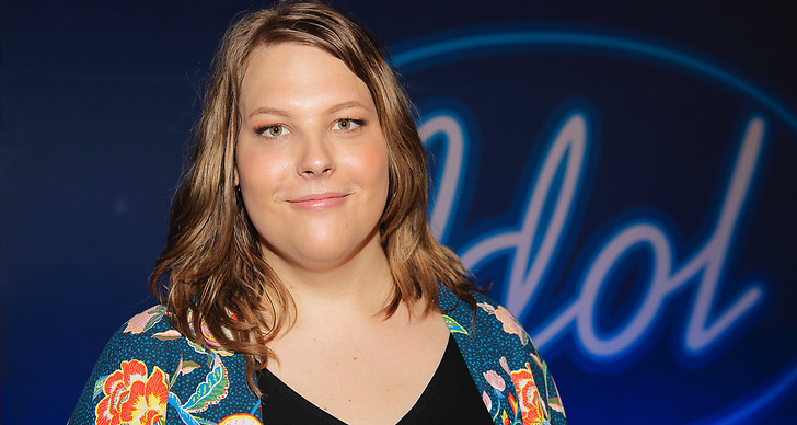 Ellie Lilja tävlar i Idol 2019.