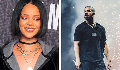 Drake, Rihanna, Kändis